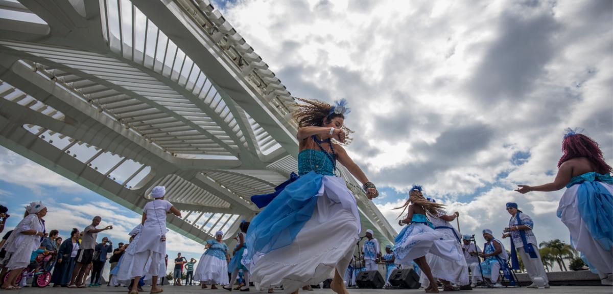 Evento Vivências do Tempo / Foto: Guilherme Leporace