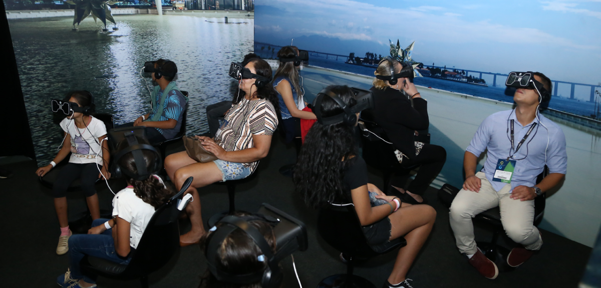 MUSEUM OF TOMORROW TAKES UNPRECEDENTED IMMERSIVE EXPERIENCE TO WORLD WATER FORUM 8