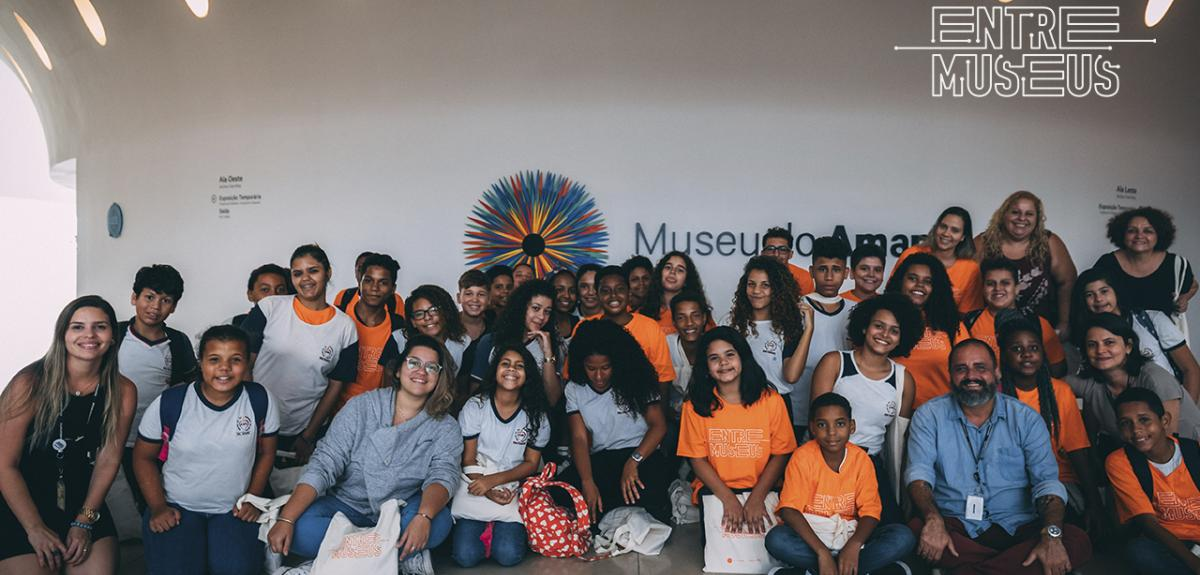 Entre Museus / Foto: Guilherme Leporace