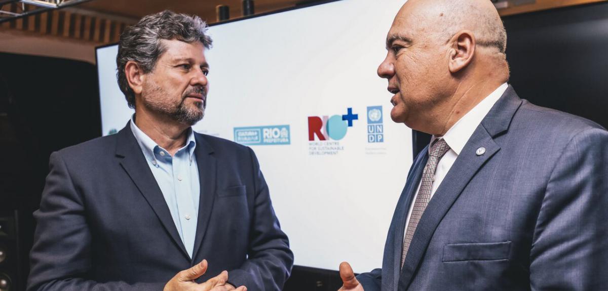 Museu do Amanhã assina termo de cooperação com Programa das Nações Unidas para o  Desenvolvimento (PNUD) Brasil