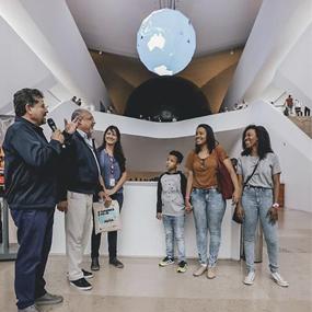 Museu do Amanhã atinge marca de 3 milhões de visitantes / Foto: Guilherme Leporace