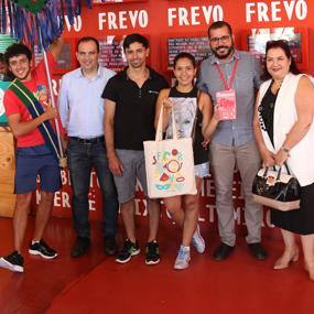 Paço do Frevo atinge marca de meio milhão de visitantes